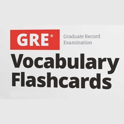 GRE : Vocabulary Flashcards