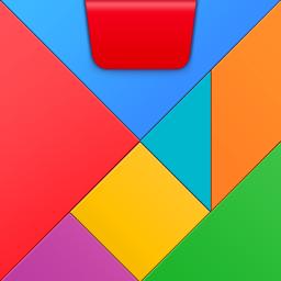 Ícone do app Osmo Tangram