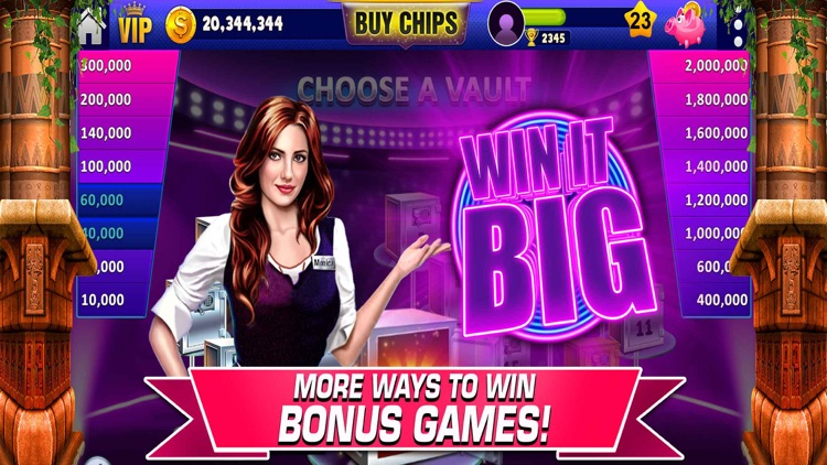 Vegas Slots - 7Heart Casino screenshot-6