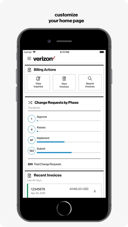 My Verizon For Enterprise screenshot-4