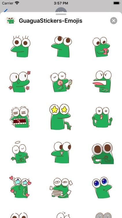 GuaguaStickers-Emojis screenshot-3