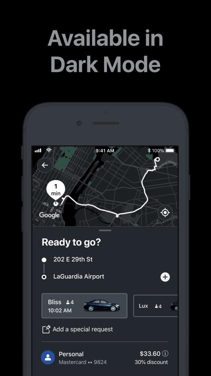 Juno - A Better Way to Ride screenshot-5