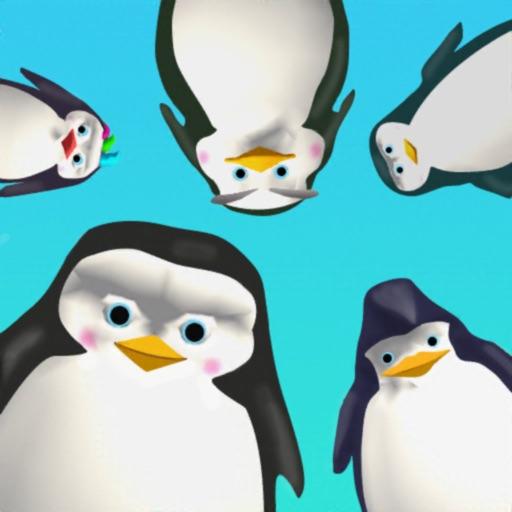 Happy Penguins 3D