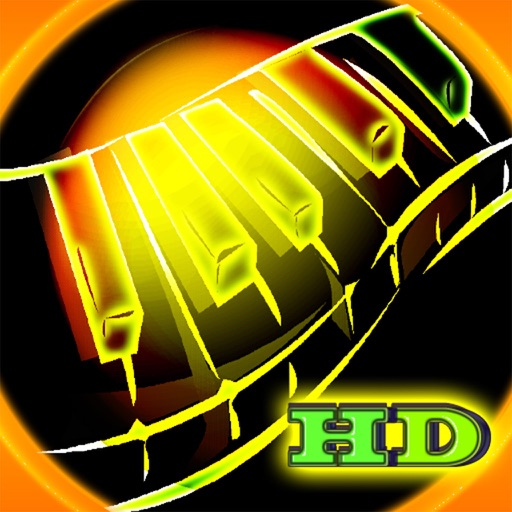 Laser Piano HD - Full Version
