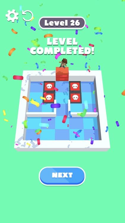Monster Maze 3D screenshot-3