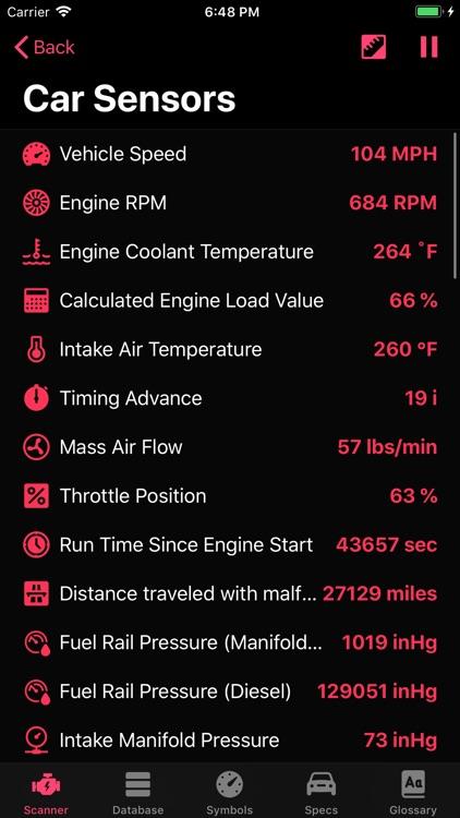 KIA OBD App screenshot-4