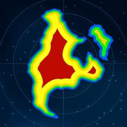 Weather and Storm Radar App