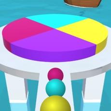 Activities of Color Balls - 3D