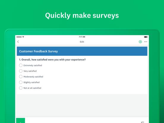 SurveyMonkey Screenshot 0