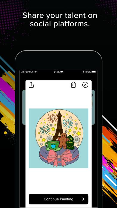 download PaintFun - Coloring Book indir ücretsiz - windows 8 , 7 veya 10 and Mac Download now