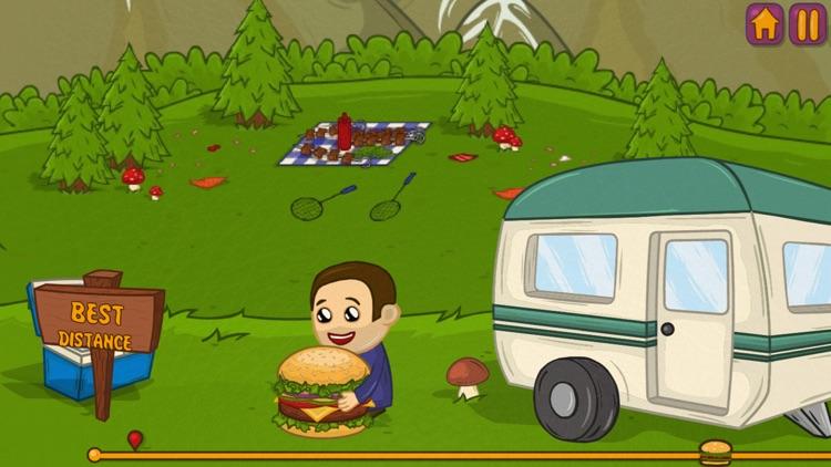 Mad Burger: Launcher Game screenshot-4