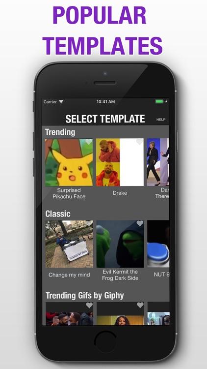Meta Meme: Video/Image Maker screenshot-3