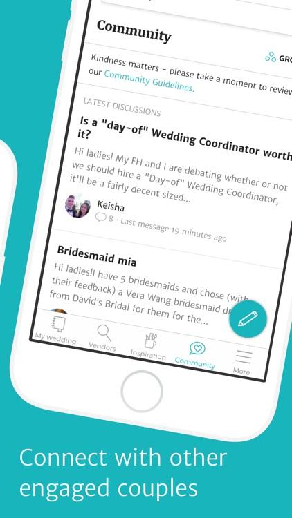 Wedding Planner by WeddingWire screenshot-7