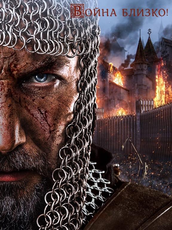 Throne: Kingdom at War на iPad