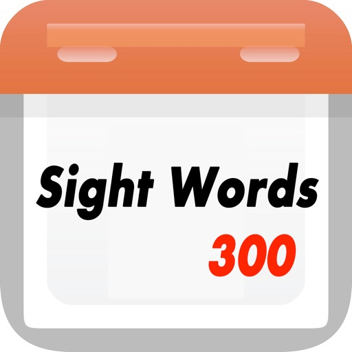 Sight Words 高频词300