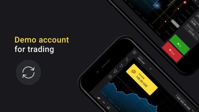 Screenshot for Binomo | Invest Trade in India App Store
