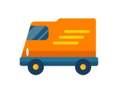 Activities of Logistic Delivery Stickers