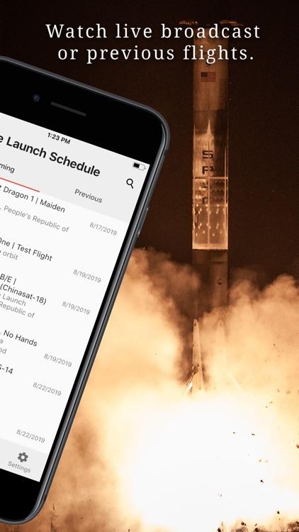 Space Launch Now screenshot-3
