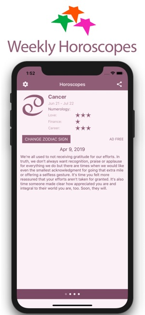 Daily Horoscopes: Zodiac Signs on the App Store