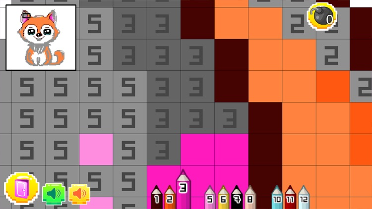 Pixel Arts Color By Numbers screenshot-3