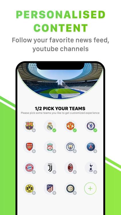 Vaikeo Football screenshot-4