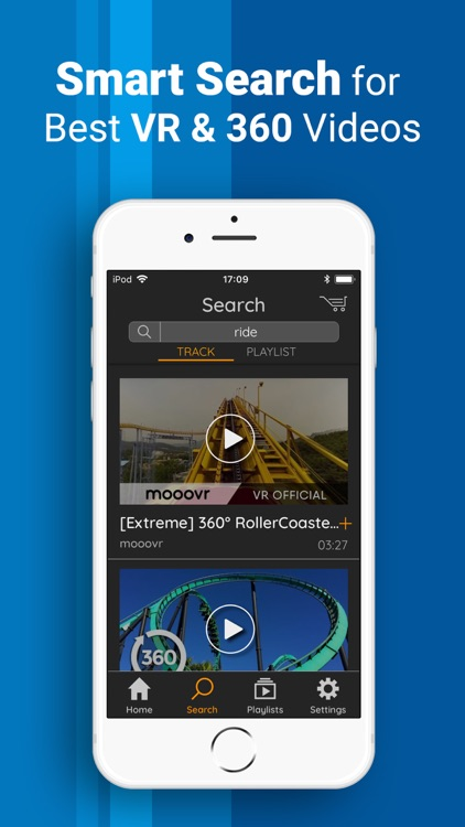 VR – Tube : 3D & 360 Videos screenshot-3