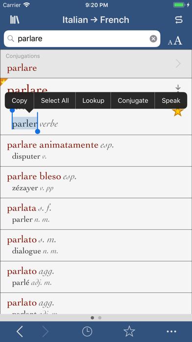 Ultralingua French-Italianのおすすめ画像1