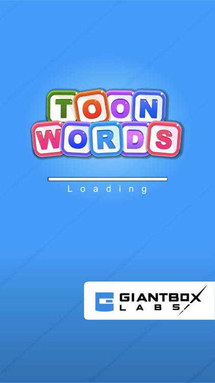 Toon Words Puzzle Uncrossed screenshot-5