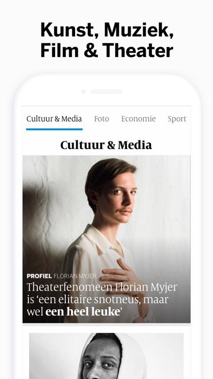 de Volkskrant - Nieuws screenshot-4