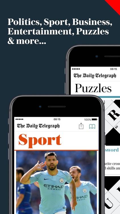Telegraph Newspaper Edition UK screenshot-4