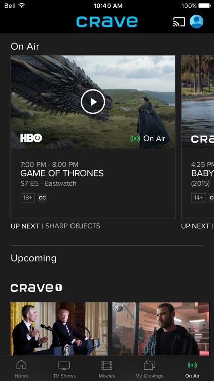 Crave screenshot-6