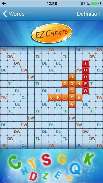 EZ Descrambler Cheat screenshot-3