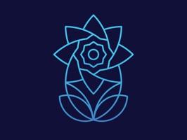 Flowers-Sticker