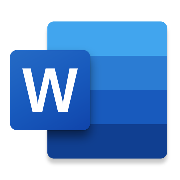 Microsoft Word on the Mac App Store