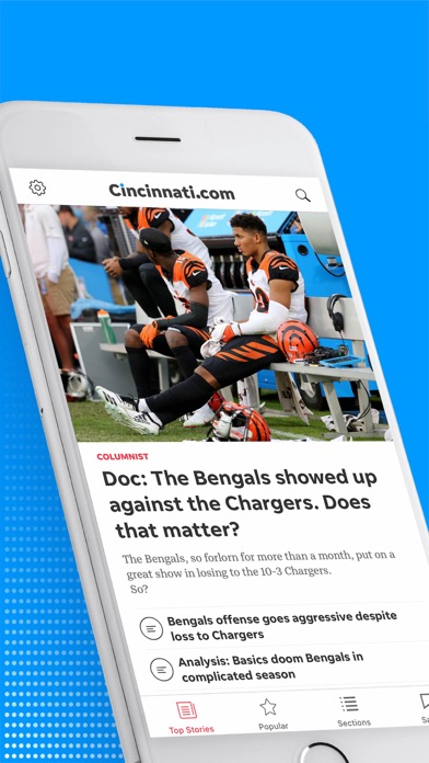 Cincinnati.com Screenshot