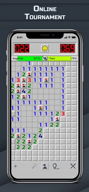 Minesweeper GO - classic game on the App Store