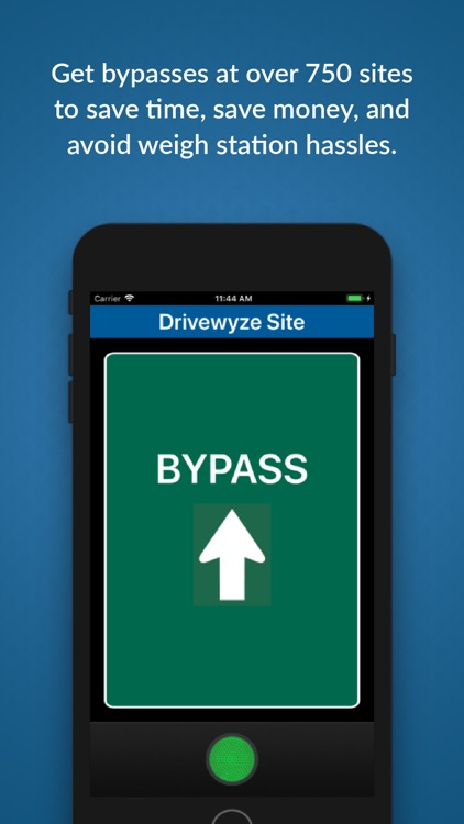 Drivewyze screenshot-2