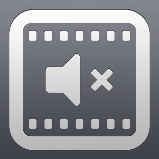 Video Audio Remover - HD icon