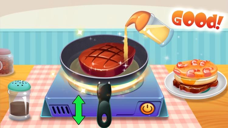 Happy Burger Master