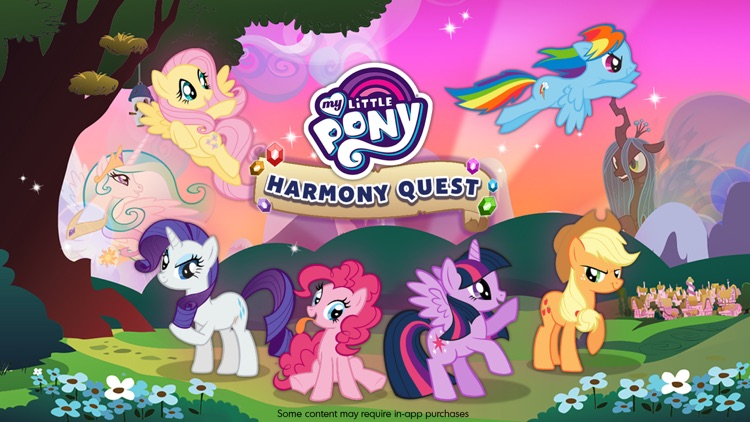 My Little Pony: Harmony Quest screenshot-4