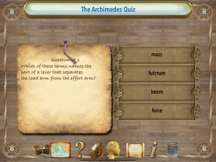 Great Thinkers: Archimedes screenshot-9
