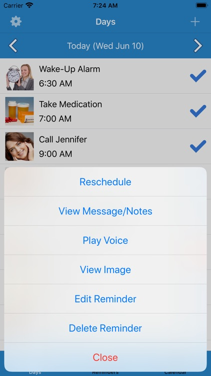 Reminder, Reminders with Voice screenshot-3