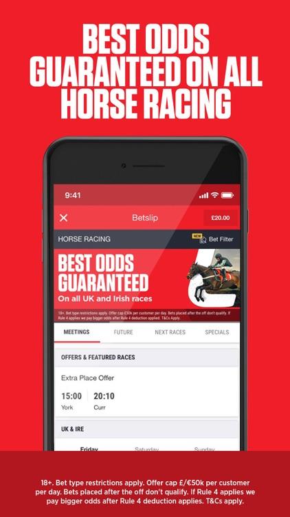 Ladbrokes Sports Betting screenshot-4