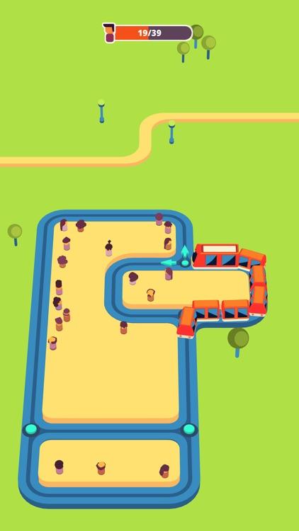 Train Taxi screenshot-4