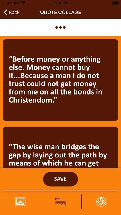 J P Morgan Wisdom