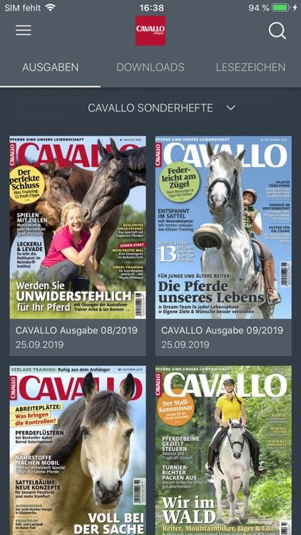 CAVALLO screenshot-4
