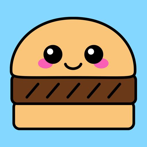 Burger Memory Game for Mac