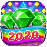 Bling Crush-Gem Match 3 Puzzle