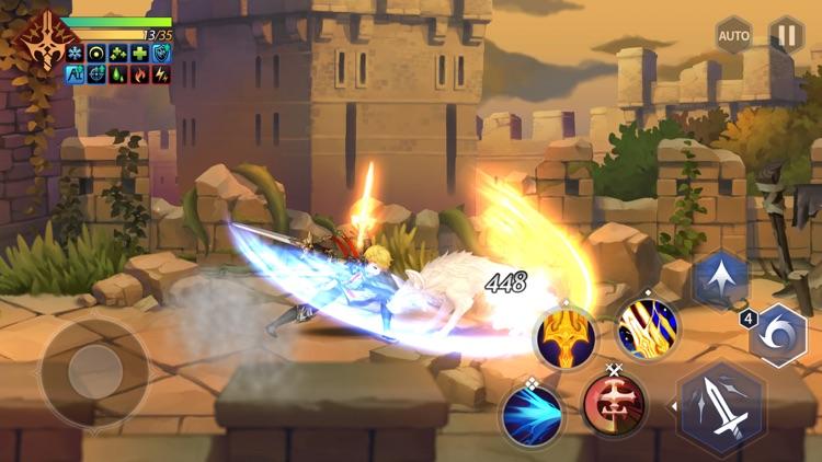 Magia: Charma Saga screenshot-4