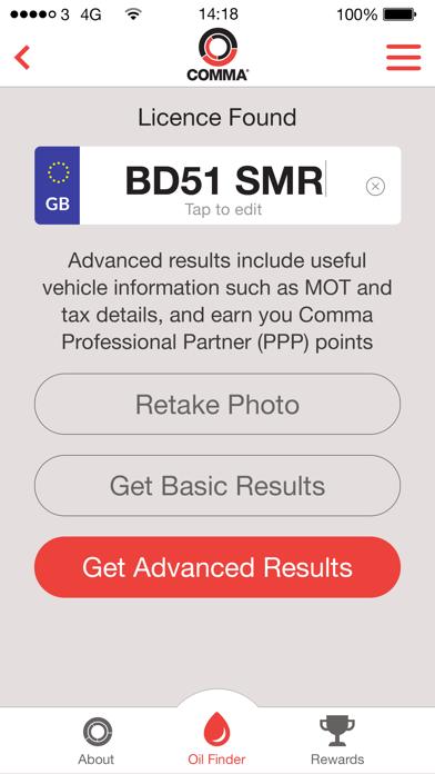 Comma Oil Finder screenshot three
